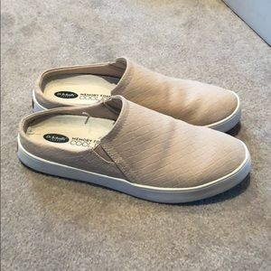 Dr Scholls Memory Foam Cool Fit Slip On Sneaker
